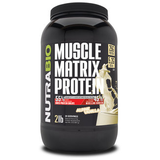 Nutrabio Muscle Matrix Protein