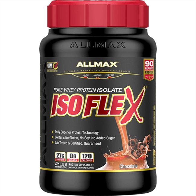 Allmax Nutrition IsoFlex Protein Powder