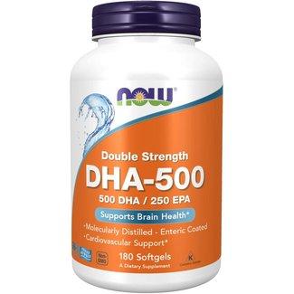 Now Foods DHA-500Mg 180 SG
