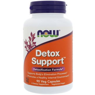 Now Foods Detox Support 90 CP