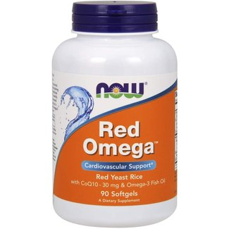 Now Foods Red Omega 90 SG