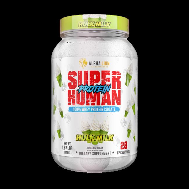 Alpha Lion SuperHuman Protein