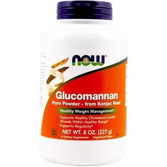Now Foods Glucomannan 8 Oz Powder
