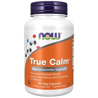 Now Foods True Calm™ Supplement Veg Capsules