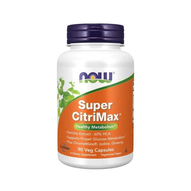 Now Foods Super CitriMax® w/ 90 Veg Capsules