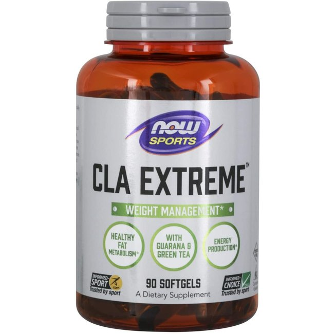 Now Foods CLA Extreme™ w/ 90 Softgels