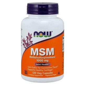 Now Foods MSM 1000 mg w/ 120 Veggie Capsules