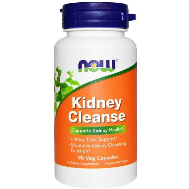 Now Foods Kidney Cleanse w/ 90 Veg Capsules