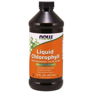 Now Foods Chlorophyll Liquid 16 oz