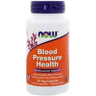 Now Foods Blood Pressure Health w/ 90 Veg Capsules