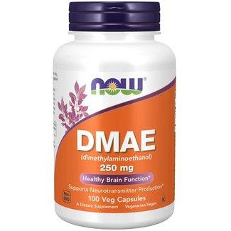 Now Foods DMAE 250 mg w/ 100 Veg Capsules
