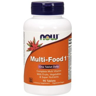 Now Foods Multi-Food 1 with 90 Tablets