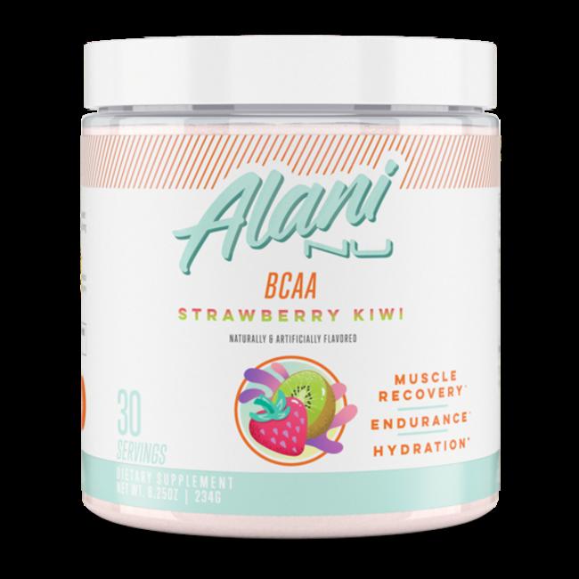 Alani Nu BCAA Muscle Recovery Powder Strawberry Kiwi Flavor