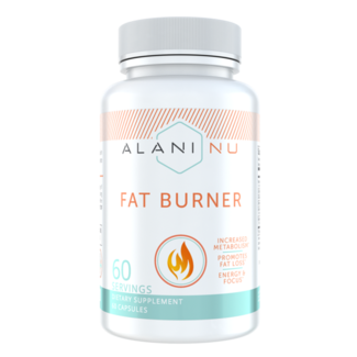 Alani Nu Fat Burner with 60 Capsules
