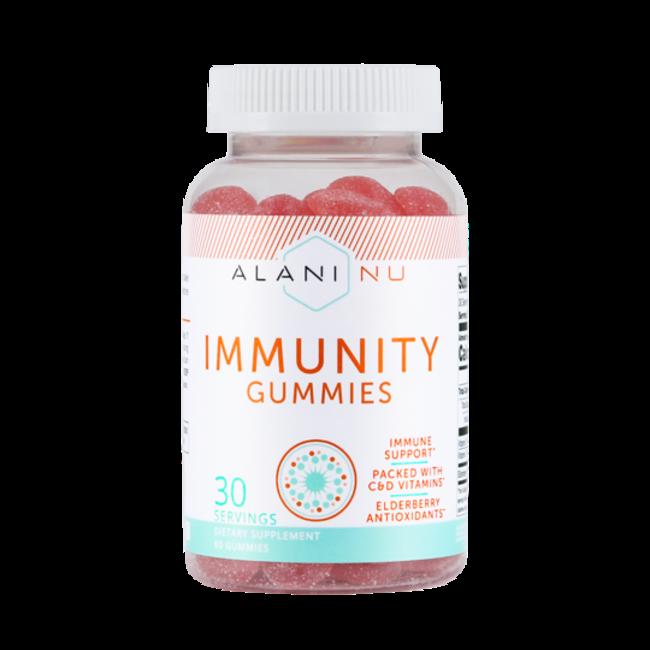 Alani Nu Immunity Gummies with 30 Servings