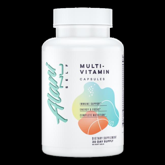 Alani Nu Multi-Vitamin with 60 Softgels