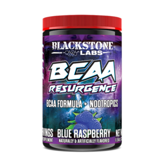 Blackstone Labs BCAA RESURGENCE+ NOOTROPICS