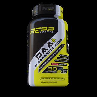 Repp Sports Daa+ Daspartic Acid with 120 Capsules