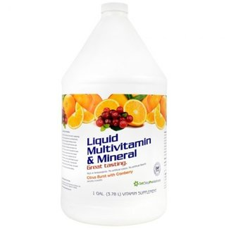 1st Step Multivitamin & Mineral 1 Gallon Citrus Burst