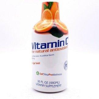 1st Step Vitamin C 16 oz Orange Twist