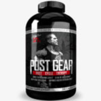 5% Nutrition Post Gear 240 Capsules