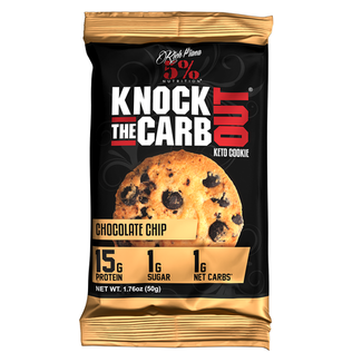5% Nutrition Knock the Carb Out Cookie Chocolate Chip