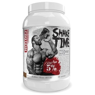 5% Nutrition Shake Time 25 Servings Vanilla Cinnamon