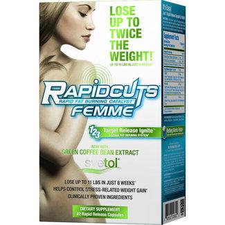 Allmax Nutrition Rapidcuts Femme 60 Capsules