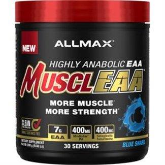 Allmax Nutrition Muscle Eaa 30 Servings Blue Shark