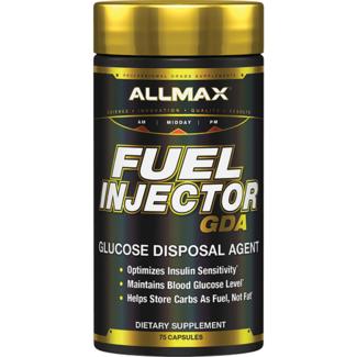 Allmax Nutrition Fuel injuector Gda 75 Capsules