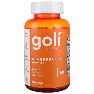 Goli Goli Superfruits 60 Gummies