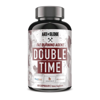 Axe & Sledge Double Time 60 Capsules