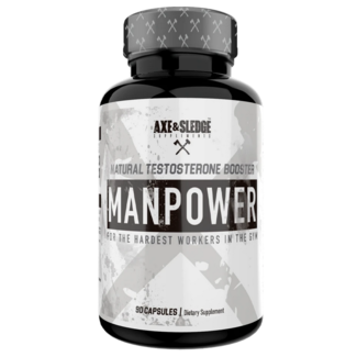 Axe & Sledge Manpower 90 Capsules