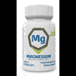 Bio Optimizers Magnesium Version 2.0 60 Veggie Capsules