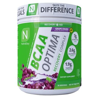 Nutrakey BCAA Optima Grape Crush