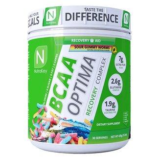 Nutrakey BCAA Optima Sour Gummy Worms