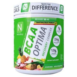 Nutrakey BCAA OPTIMA 30 SERV TAHITIAN FRUIT PUNCH