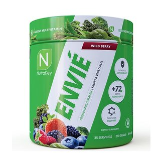 Nutrakey Envie Wild Berry 35 Servings