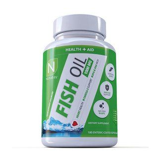 Nutrakey FISH OIL 180 SOFTGEL