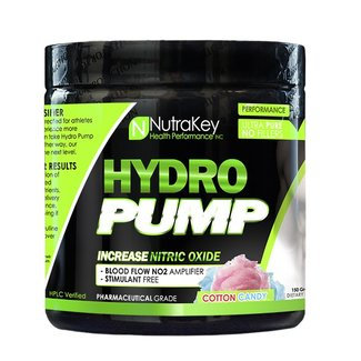 Nutrakey HYDRO PUMP 30 SERV COTTON CANDY