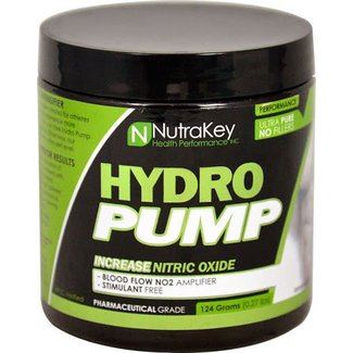 Nutrakey Hydro Pump Unflavored 30 Servings
