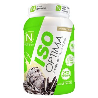 Nutrakey ISO Optima Cookies and Cream 2 Lb