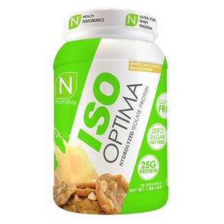 Nutrakey ISO OPTIMA 5 LB WHITE CHOCOLATE MACADAMIA