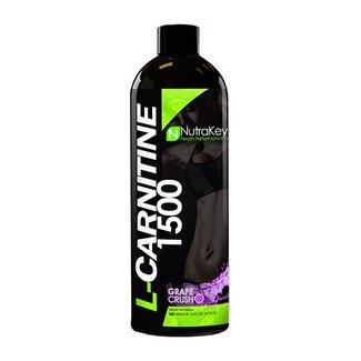 Nutrakey L-Carnitine 1500 Grape Crush 16oz