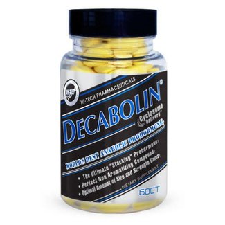 Hi Tech Pharmaceuticals DECABOLIN 60 TAB