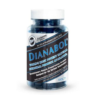 Hi Tech Pharmaceuticals Dianabol 60 Tablets
