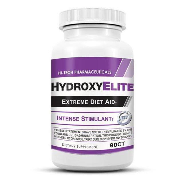Hi Tech Pharmaceuticals Hydroxy Elite 90 Capsules