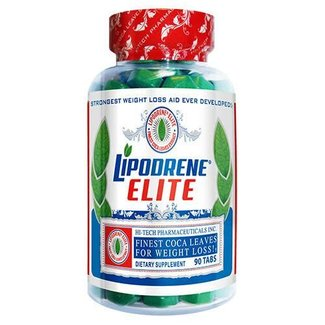 Hi Tech Pharmaceuticals Lipodrene Elite 90 Tablets