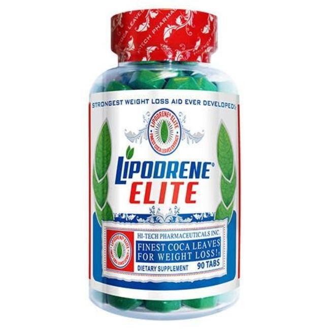 Hi Tech Pharmaceuticals Lipodrene Elite 90 Tablets