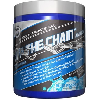 Hi Tech Pharmaceuticals Off The Chain Blue Raspberry 30 Servings